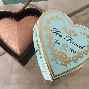 Too Faced Sweethearts Bronzer- (Sweet Tea) - NEW
